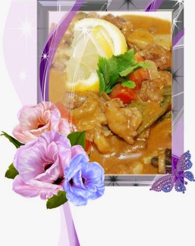 Tumis-tumis Ramadan Chef Sabri, Puyuh Masak Kalio, Kambing Kurma dan Kacang Buncis Goreng Kunyit