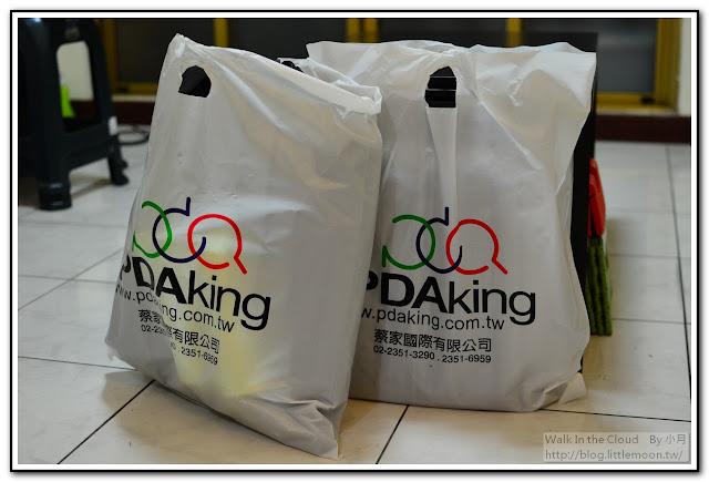 塑膠袋與SONY VAIO VS. 贈品