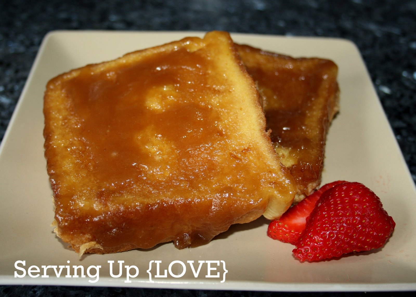 Katherine's Kitchen: Serving Up {Breakfast}: Creme Brulee French Toast
