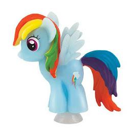 MLP Squishy Pops Series 1 Wave 1 Rainbow Dash Figure by Tech 4 Kids