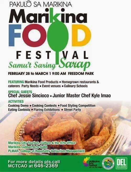 Marikina Food Festival