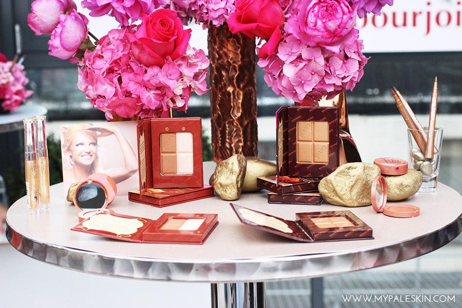 #bourjoissummer bourjois paris product launch delice de poudre duo my pale skin