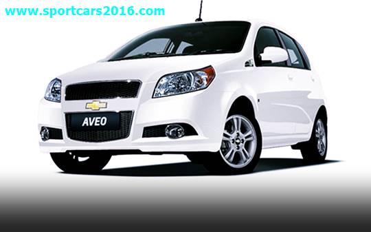 2015 Chevy Aveo Concept
