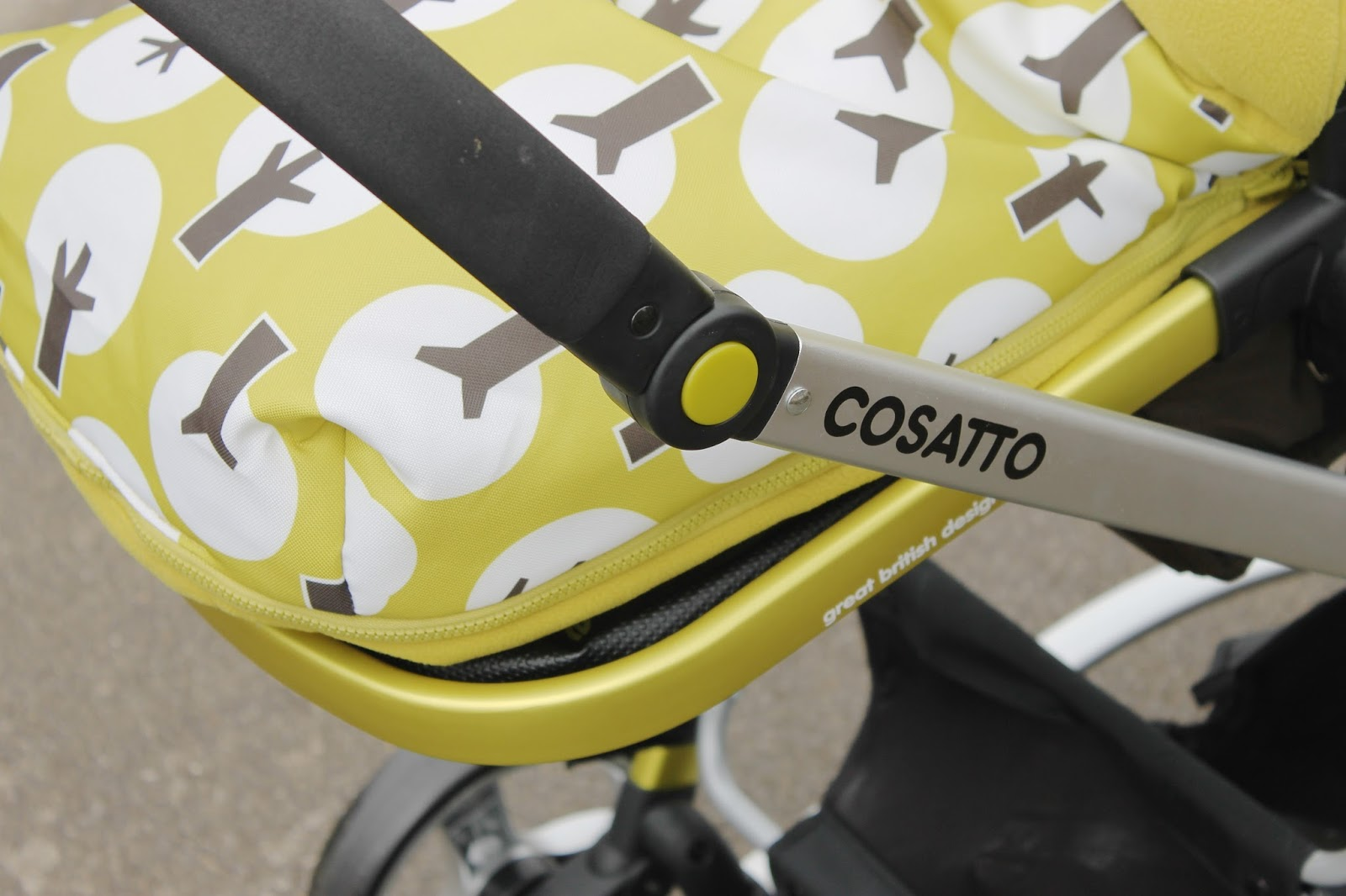 Cosatto Giggle Review, Cosatto Treet, Cosatto Pram, Travel System Reviews