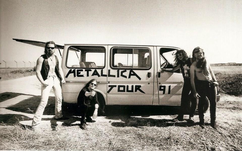 Metallica - Tour 1991