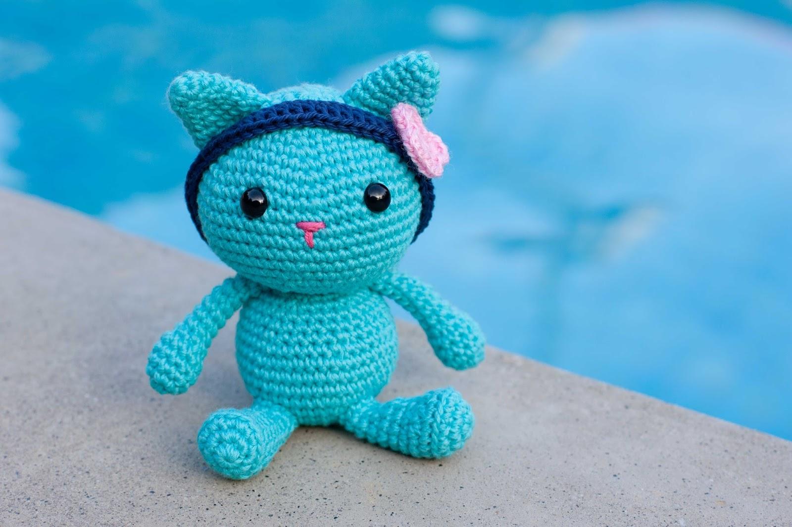 Amigurumi Gatita Kitty : Mis PequiCosas: La gatita Gotita