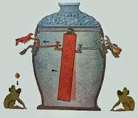Принципиальная схема работы маятникового приемника инфразвука