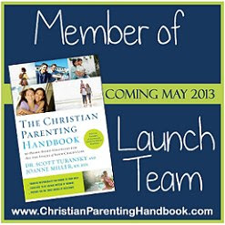 Christian Parenting Handbook  coming April 29!