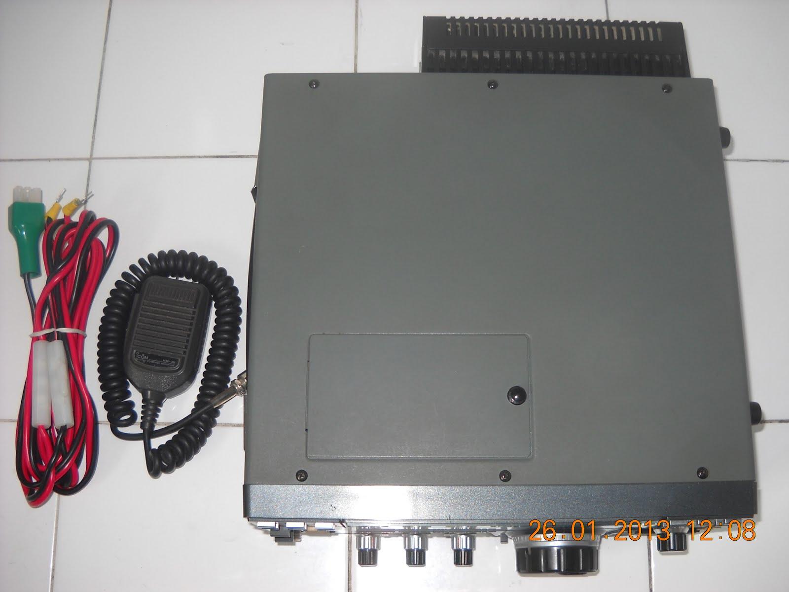 Icom-271 всемодовый трансивер