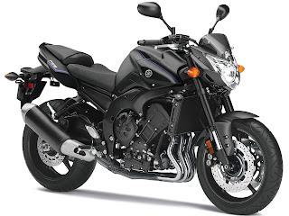 2013 Yamaha FZ8 Gambar Motor 1