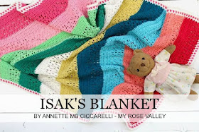 NEW PATTERN: Isak's Blanket