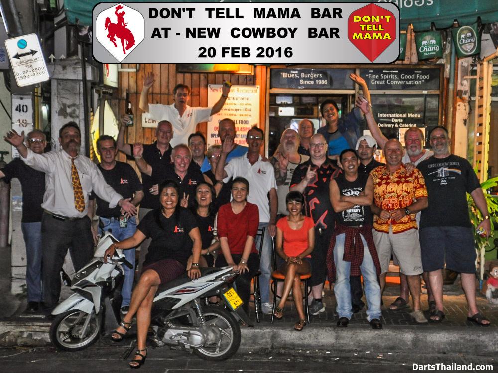 Dtm's visit to Bangkok New Cowboy Bar.