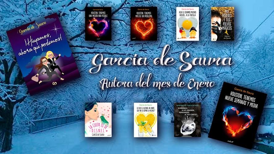 Autora del mes: García de Saura