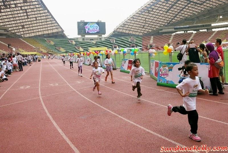 Giant Kids Runs & Family Fun Day 2014