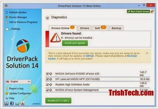 download driver otomatis online
