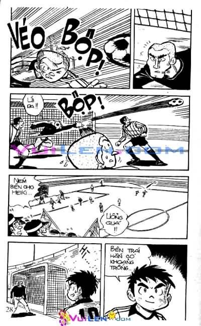Jindodinho - Đường Dẫn Đến Khung Thành III  Tập 9 page 28 Congtruyen24h