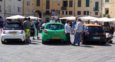 Compactos deportivos en Italia