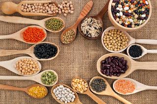 manfaat kacang kacangan dan biji bijian