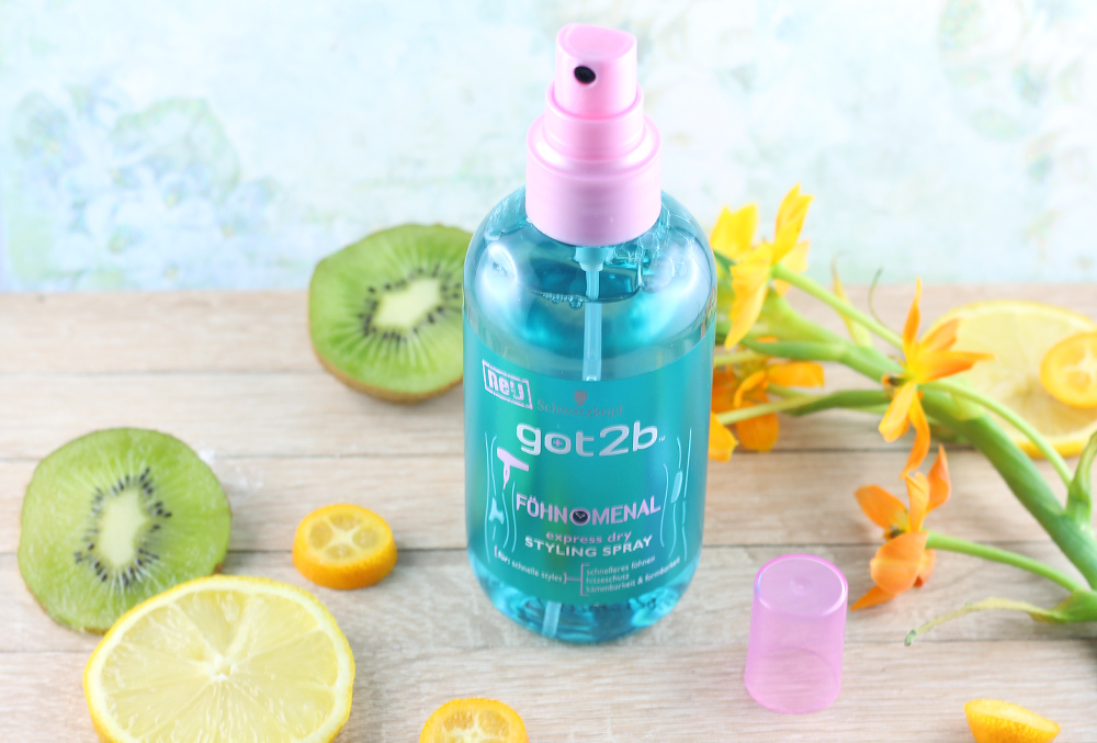 GLOSSYBOX Fresh 'n' Fruity Edition - got2b Styling Spray