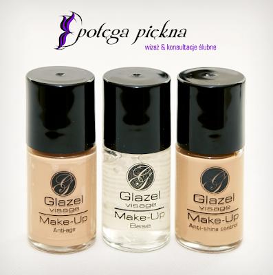 Baza i podkłady Glazel - Kosmetyki do makijażu