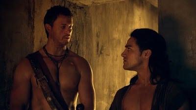 Spartacus (La venganza) - Capitulo 08 - Temporada 2 - Español Latino