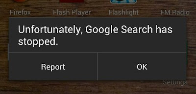 "How to Fix ""Unfortunately, Google Search has stopped"" Error in Android"
