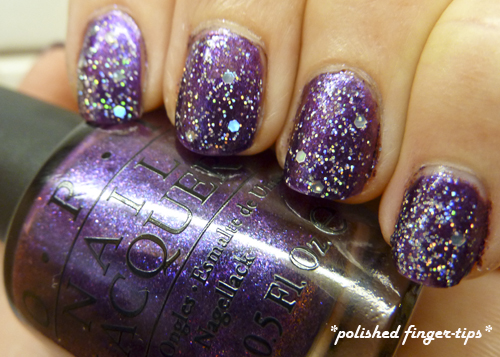 OPI Glam Slam Wimbledon set - Artificial Light