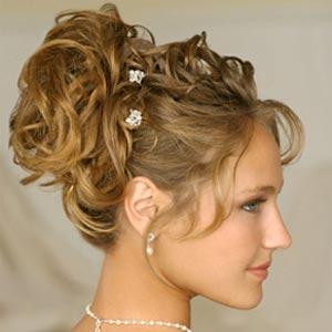 coque alto em mechas irregular, pontos luz, casamento, festa, penteado