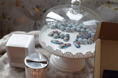 Premier Decorations Glass Cake Dome - Christmas Gift Guide 2015 - Emma in Bromley