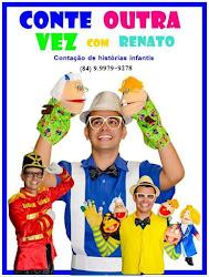 Projeto Conte Outra Vez com Renato