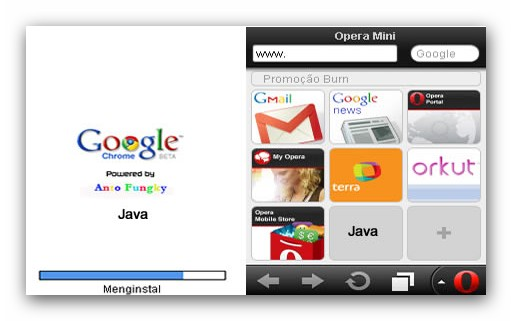 Descargar Google Chrome Gratis Para Celular Java