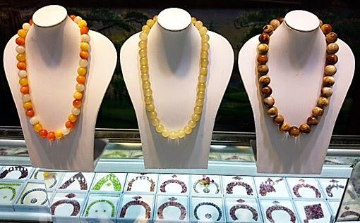 Burmese Jade Necklace