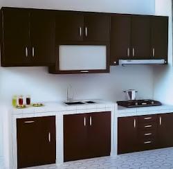 Kitchen set Murah Banget dan Minimalis