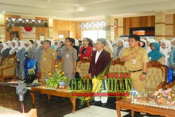 636 Bidan Peringati HUT IBI ke 63 di Kotabaru