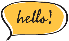 Image result for hello bubble png