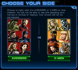 Marvel Avengers Alliance: spec ops Task list (SPECIAL OPERATIONS 003) - Avengers vs. X-MenUnlock Magik: 