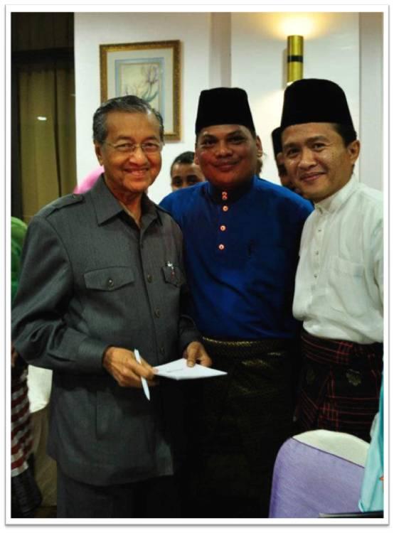 Perjumpaan bersama YABhg. Tun Dr. Mahathir Mohamad