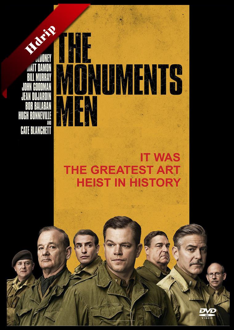 Monuments Men HD