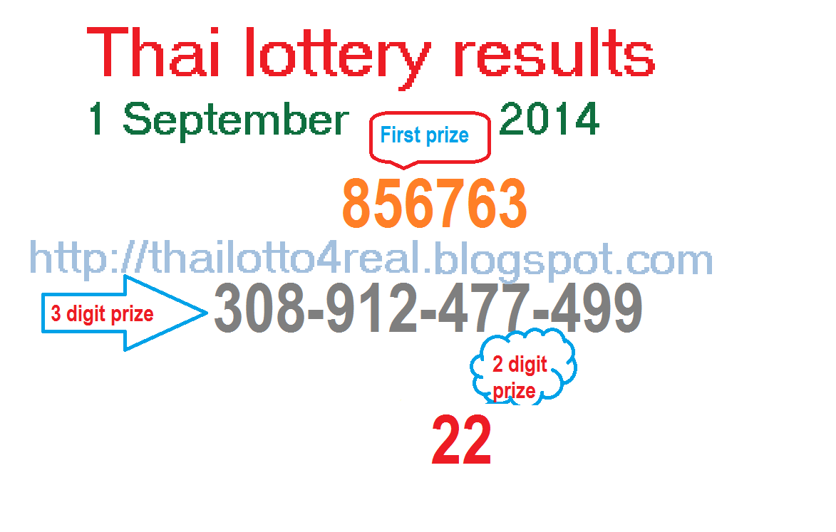 lotto results today - photo #8