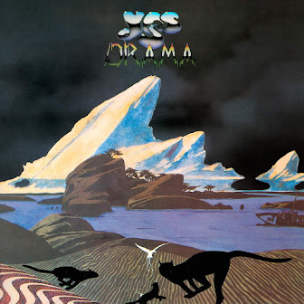 CDs in my collection: Drama by Yes