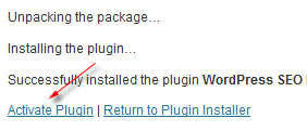 aktifkan plugin