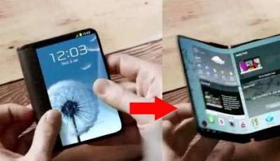 Samsung Luncurkan Smartphone Lipat