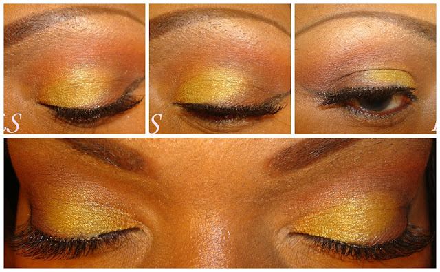 Mac Sun Blonde and Orange called Lemon Drops