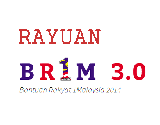 Rayuan BR1M 3.0