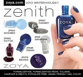 Zoya Nail Polish: Zenith