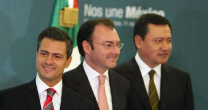 Mexico Politics: Peña Nieto's Cabinet Changes Strengthen Luis ...