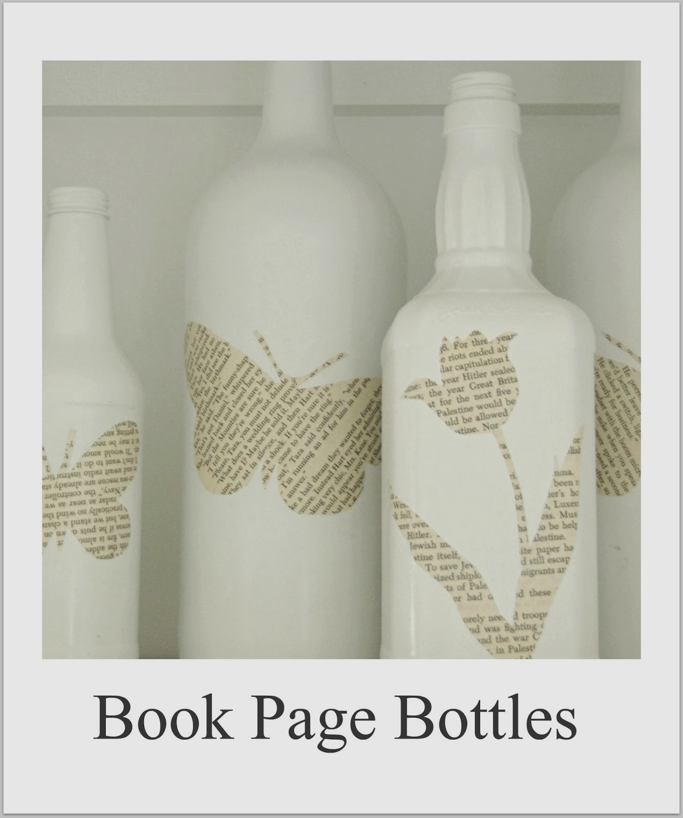 http://thewickerhouse.blogspot.com/2012/04/book-page-bottles.html