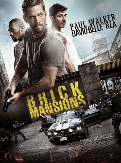 Brick Mansions (2014) CAM tainies online oipeirates