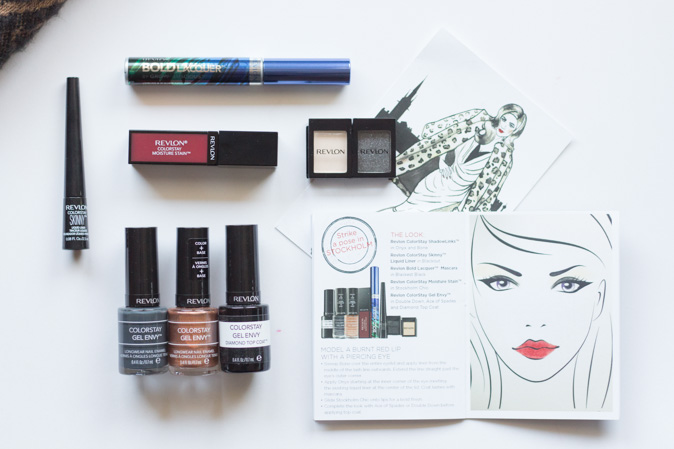 revlon colorstay challenge jet set into fall stockholm look