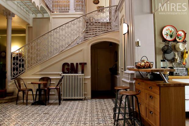 Ephemere je suis tomb e amoureuse de cet appartement en le d couvrant - Maison de famille blog ...